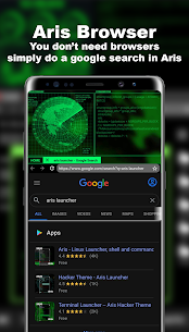 Hack System Pro – Aris Launchers For Android 3