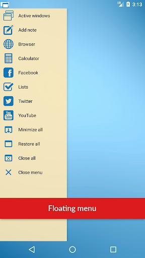 Floating Apps Free (multitasking)  Screenshots 6