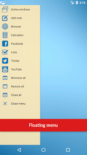 Floating Apps Free Apk 4.14 (multitasking) (Full) 6