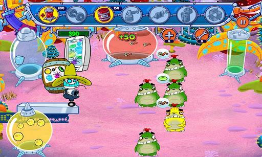 greedy monsters screenshot 2