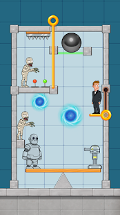 Puzzle Spy : Pull the Pin