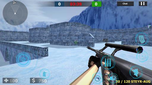 strike war: counter online fps screenshot 2
