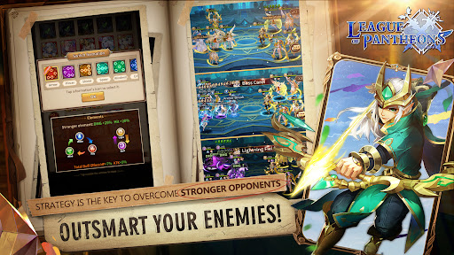 League of Pantheons 1.0.3 screenshots 11