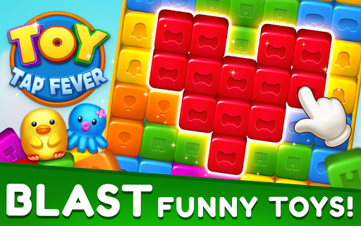 Toy Tap Fever - Cube Blast Puzzle  screenshots 16