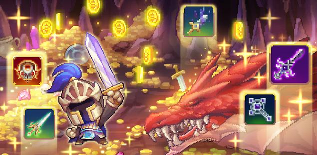 Retro Hero Mr Kim : Idle RPG Unlimited Money