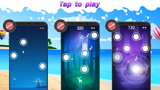 Dream Piano - Music Game 1.75.0 screenshots 4