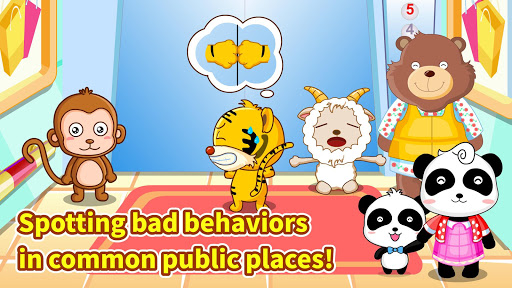 Little Panda Travel Safety  Screenshots 15