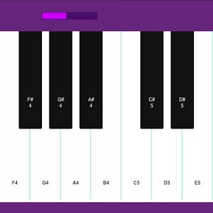 Midi Piano Editor