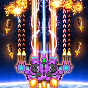 Galaxy Shooter Battle 2020 Galaxy attack 1.1.6 by SENSPARK CO. LTD logo