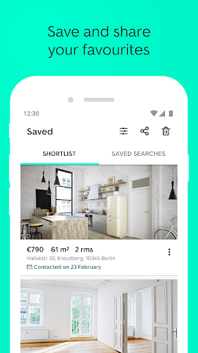ImmoScout24 - House & Apartment Search android2mod screenshots 5
