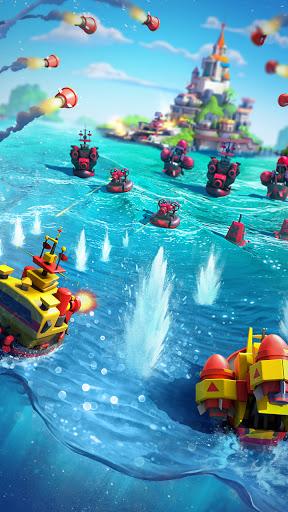 Sea Game: Mega Carrier 1.9.62 screenshots 1