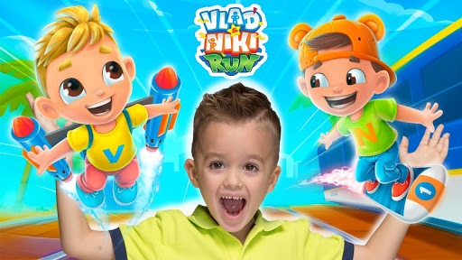 Vlad and Niki - Funny videos screenshots 2