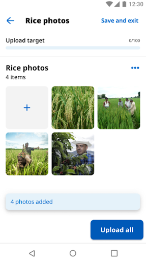 Data Collection App screenshot 5