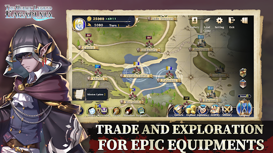 The Heroic Legend of Eagarlnia APK+DATA Download 2