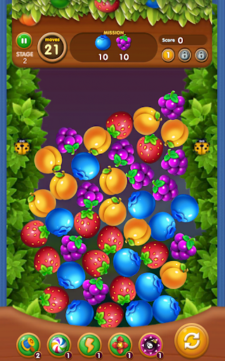 Fruits Crush - Link Puzzle Game 1.0027 screenshots 19
