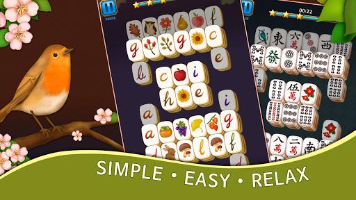 Mahjong Solitaire 1.0.2 screenshots 7