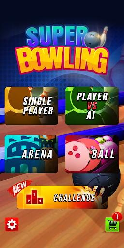 Code Triche Super Bowling APK Mod screenshots 1