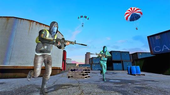 Modern Commando Strike : Free Shooting Games Mod Apk 2.5 7