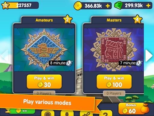 Mahjong Maya Puzzle Live Duels  screenshots 14
