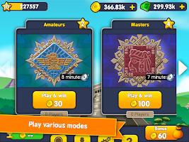 Mahjong Maya Puzzle Live Duels