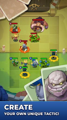 Evil Tower Defense: PvP Castle Battle  screenshots 4