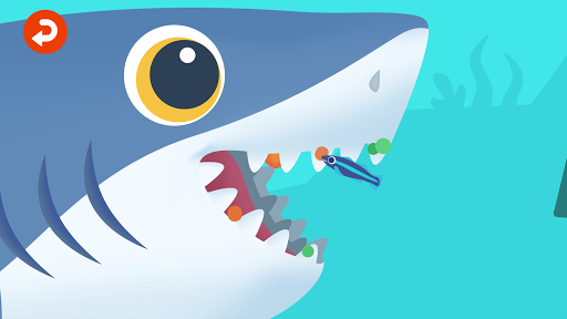 Dinosaur Aqua Adventure - Ocean Games for kids  screenshots 4