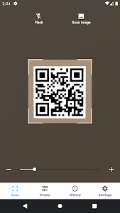 Ad-free QR & Barcode Scanner 1.8