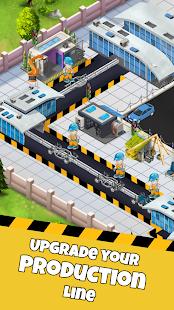 Idle Car Factory: Car Builder, Tycoon Games 2021🚓 Mod Apk