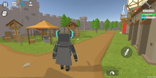 Simple Sandbox 2 : Middle Ages android2mod screenshots 1