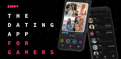 Kippo - The Dating App for Gamers  screenshots 1