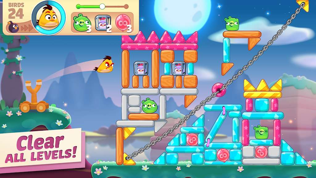 Angry Birds Journey  poster 2