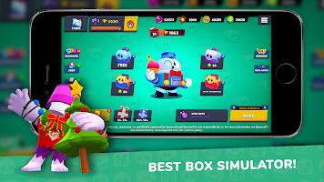 Lemon Box Simulator for Brawl stars