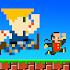 Smash Runners: Super Marionette Battle Online .io
