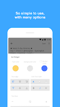 Memo Widget (to-dos&ideas) screenshot thumbnail