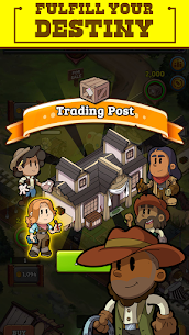 Idle Frontier: Tap Town Tycoon Mod Apk (Free Upgrade) 1