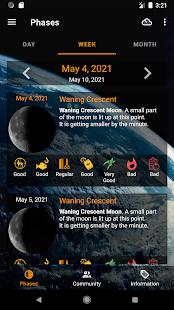 Moon Phases Lite 5.0.1 Lite screenshots 3