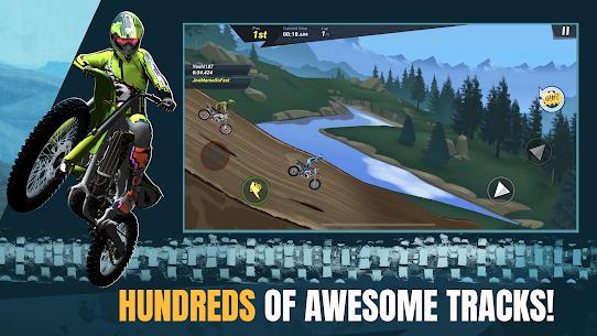 Mad Skills Motocross 3 MOD APK 1.1.12 (Unlimited Money) 9
