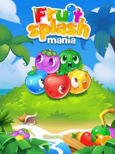 Fruit Splash Mania - Line Match 3 apkmr screenshots 15