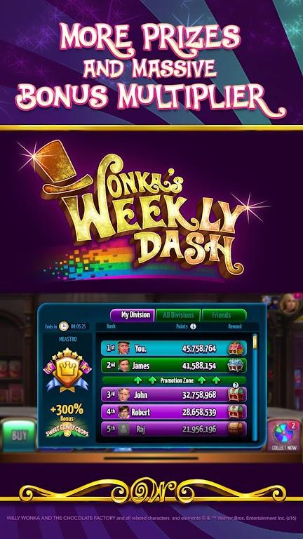 Willy Wonka Slots Free Casino  poster 16