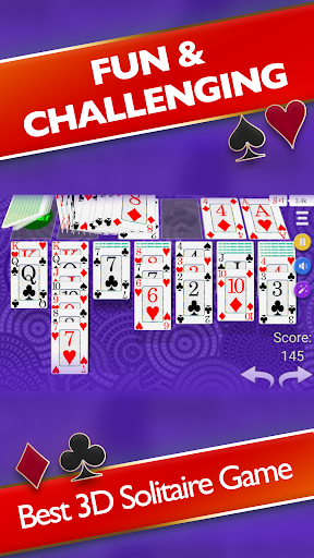 Solitaire 3D - Solitaire Game 3.6.6 screenshots 19