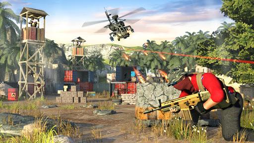 New Gun Games Free : Action Shooting Games 2020  screenshots 8