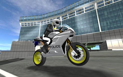 Police Motorbike Traffic Rider 1.8 screenshots 6