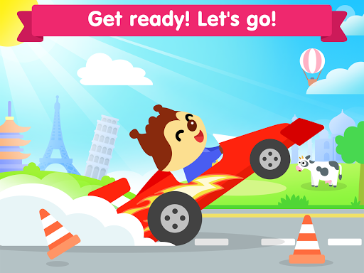 Car game for toddlers: kids cars racing games  Pc-softi 8