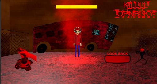 Buldi's basic Field Trip in Camping Horror BALDIS BASIC FIELD EXE screenshots 1