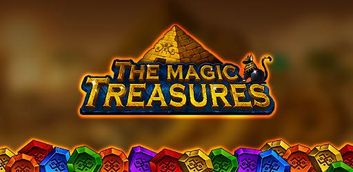 The magic treasures: Pharaoh's empire puzzle apkslow screenshots 5