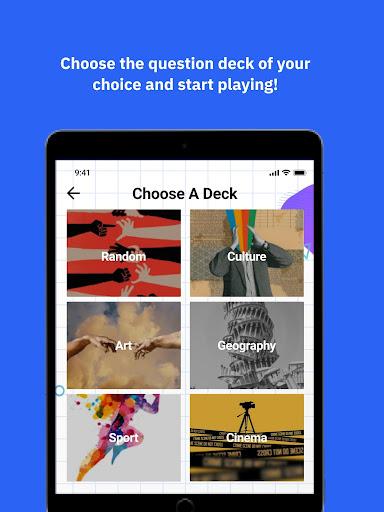 Zarta - Multiplayer Trivia Party Game 1.9.9 screenshots 8