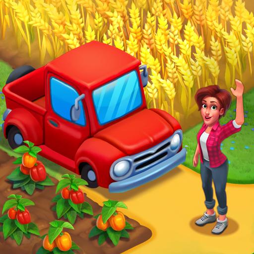 Restore a farm & solve puzzles