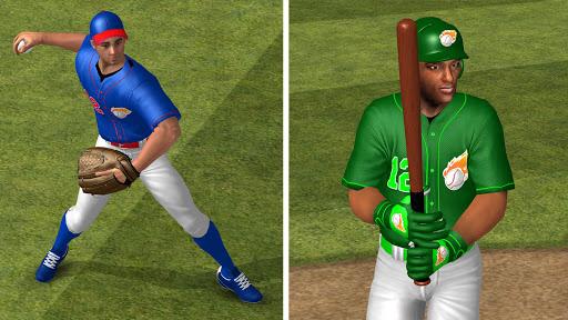 Baseball Game On - a baseball game for all  screenshots 8