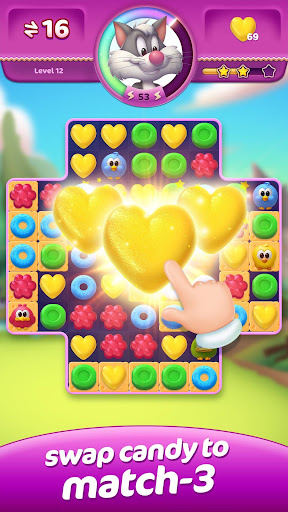 bonbon blast screenshot 2
