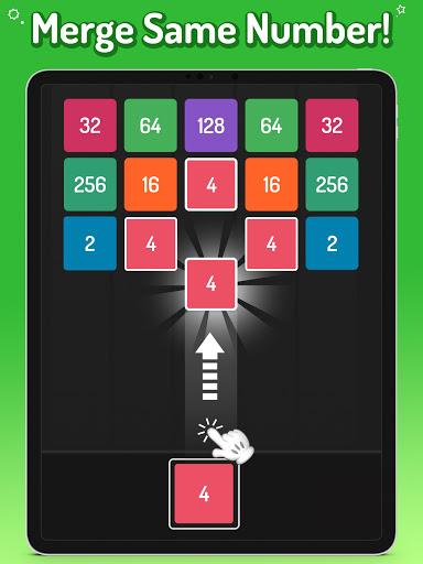 X2 Blocks u2013 2048 Merge Puzzle Game android2mod screenshots 8